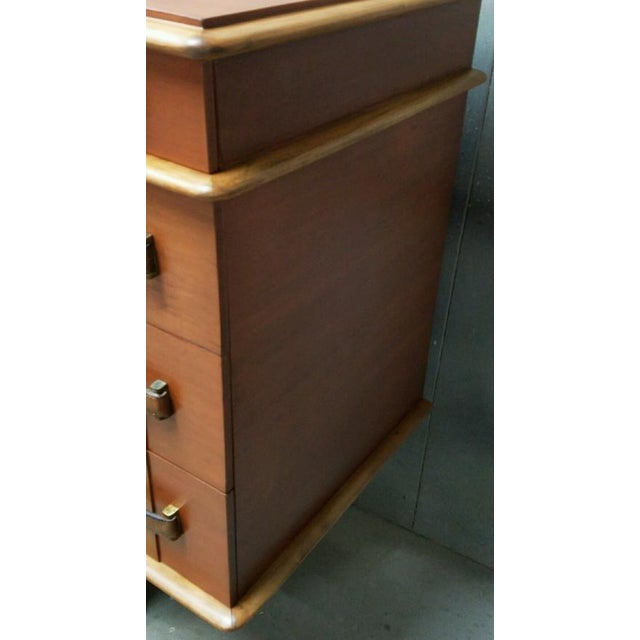 1950s 1950s Mid-Century Modern Johnson Brothers Paul Frankl Station Wagon Series Double Chest - P For Sale - Image 5 of 11