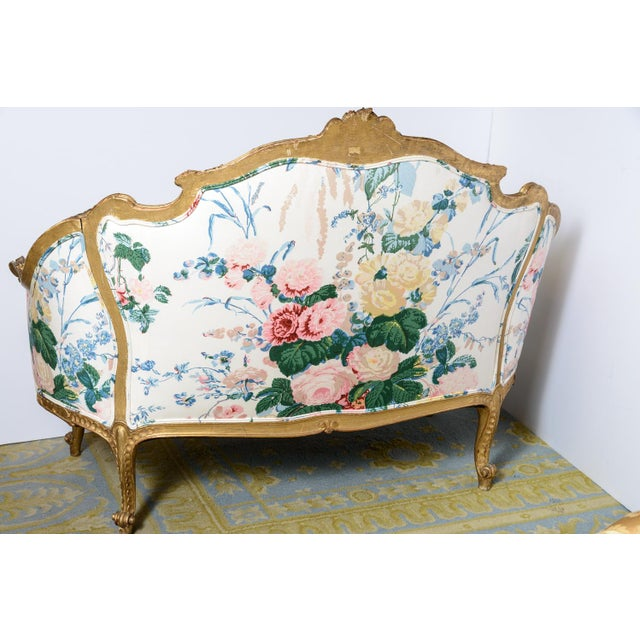 French Settee For Sale - Image 10 of 11