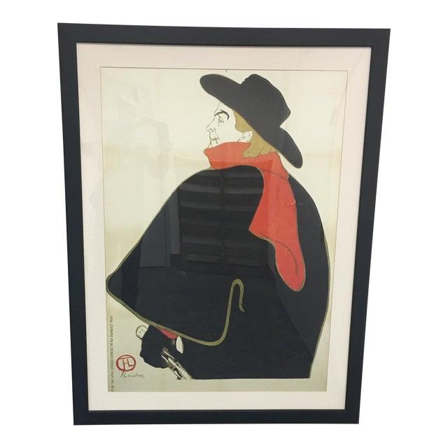 Art.Com Framed Toulouse Lautrec Print - Image 1 of 6