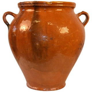 20th Century Terra Cotta Pot For Sale