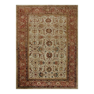 """Antique Sultanabad Persian Rug 10'0"""" X 13'3"""" For Sale"""