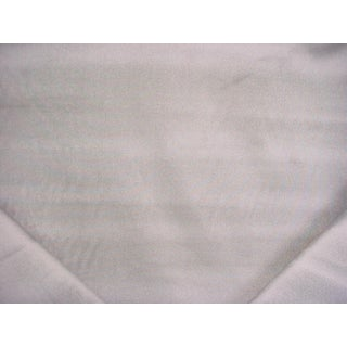 Ralph Lauren Patina Velvet Sterling Silver Upholstery Fabric - 4 1/2 Yards For Sale