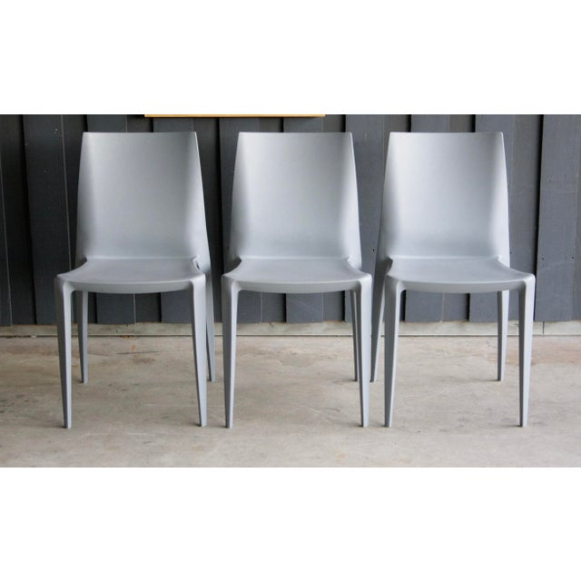 "Contemporary ""Bellini"" Chairs by Mario Bellini for Heller, Set of 6 For Sale - Image 3 of 13"
