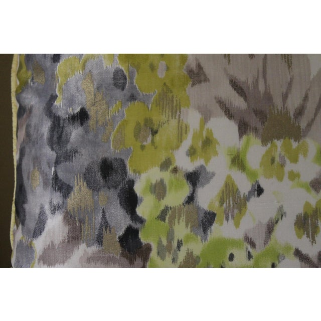 Designers Guild Rosmond Pattered Pillows - a Pair For Sale - Image 4 of 8