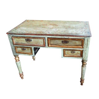 19th Century Painted Desk