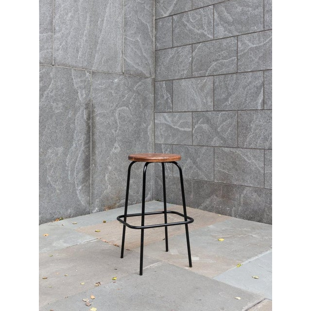 Not Yet Made - Made To Order Steven Bukowski Contemporary Flora Coffee Stool For Sale - Image 5 of 7