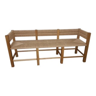 """Custom to Order """"Handcrafted Furniture"""" Collection Bench"""