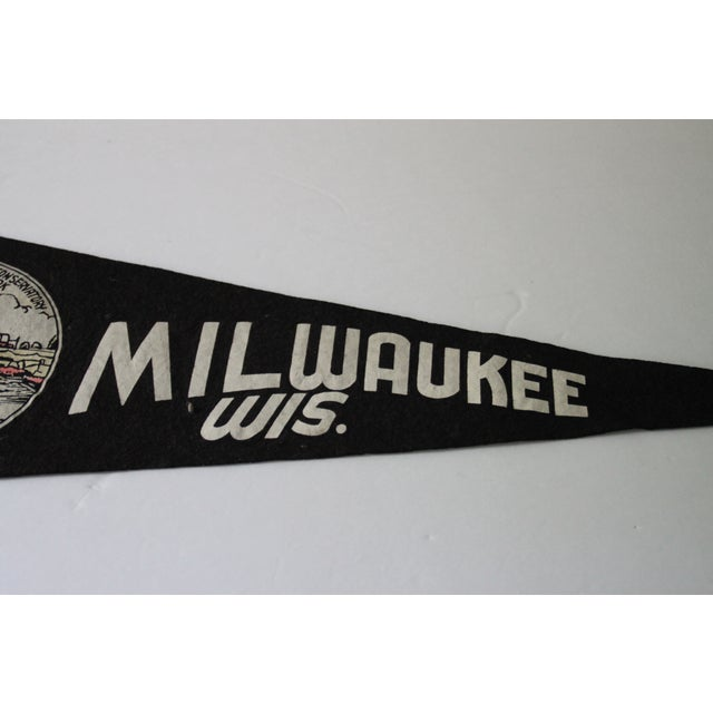 Milwaukee, Wisconsin Pennant - Image 4 of 4