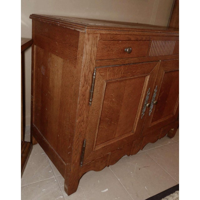 1980s Vintage Baker Milling Road Storage Commode For Sale - Image 5 of 10
