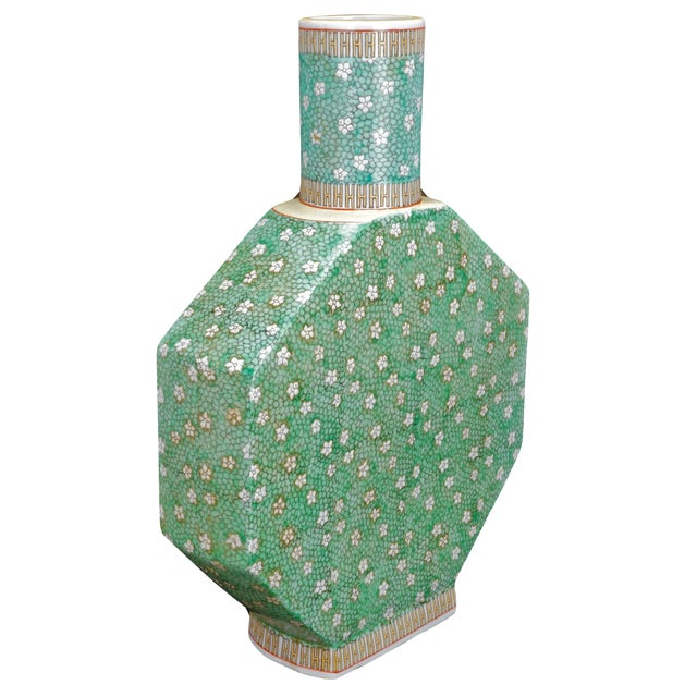 Early 20th Century Chinese Porcelain Vase For Sale