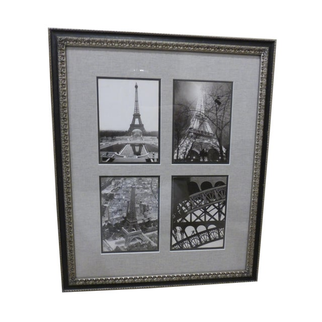 Photographs of Eiffel Tower in 1938 - Framed - Image 1 of 8