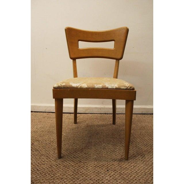 Heywood-Wakefield Danish Modern Side Chair - Image 3 of 11