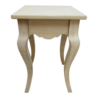 Bombay Company Country French Painted End Table