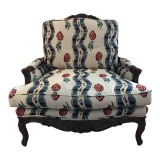 Late 20th Century Sherrill Bergere Chair