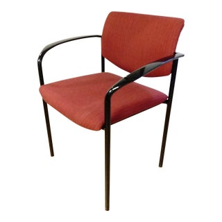 Steelcase Stackable Arm Chair For Sale