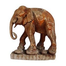 Image of Elephant Statues