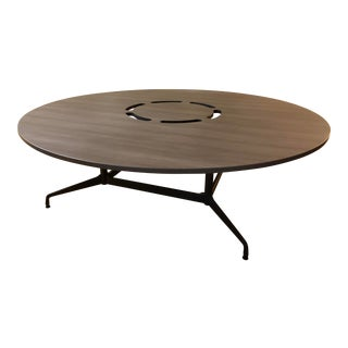 Eames for Herman Miller 8' Round Conference Table For Sale