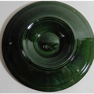 19th Majolica Oyster Plate Longchamp Preview