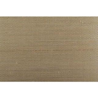 Sample, Maya Romanoff Island Weaves: Balmy - Woven Jute & Paper Wallcovering For Sale