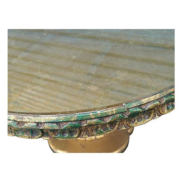 Florentine Style Gilt Twist Tables - A Pair - Image 7 of 7