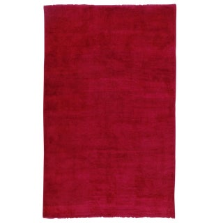 Fantastic Red Tulu Carpet For Sale