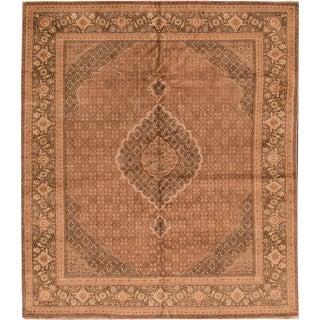"""Apadana Vintage Persian Tabriz Rug - 6'8"""" x 7'9"""""""