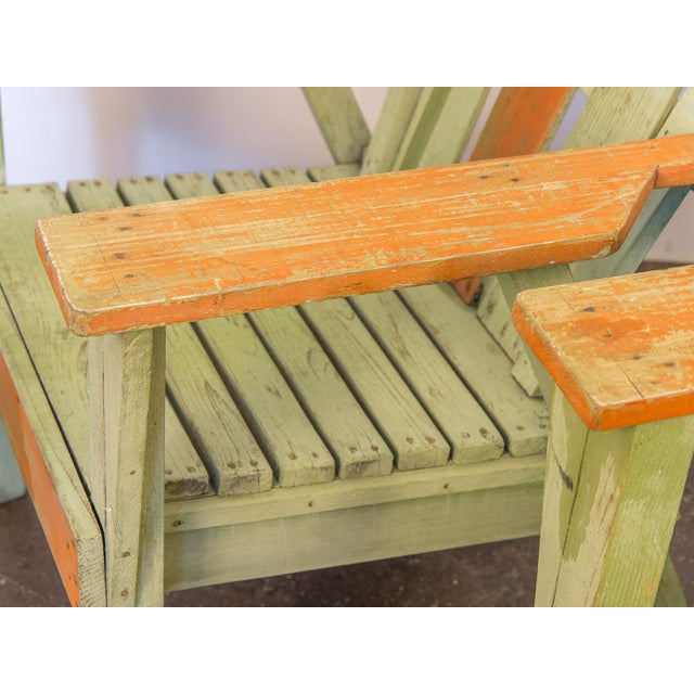 Family Set of Adirondack Chairs - Image 10 of 11