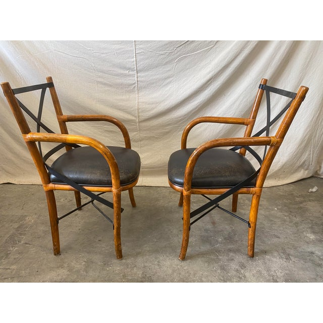Vintage Thonet Dining Chairs - Set of 4 For Sale In Austin - Image 6 of 12