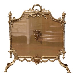 Image of Louis XVI Fireplace Accessories