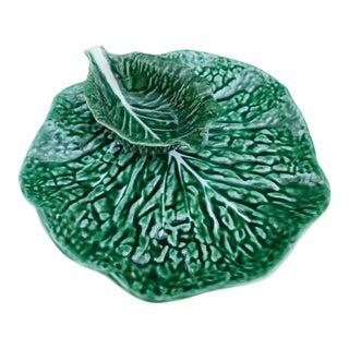 Portugal Cabbage Ware Serving Platter