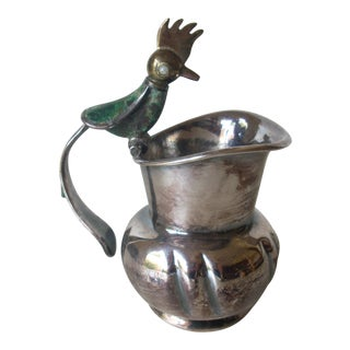 Vintage Silver Plate Pitcher