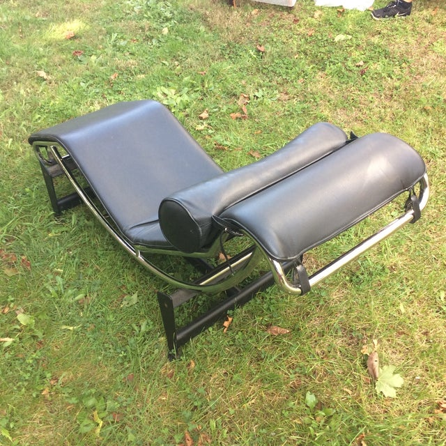 Le Corbusier LC4 Lounge Chair - Image 3 of 6