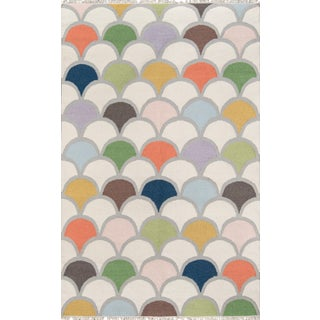 Novogratz by Momeni Topanga Dasha in Multi Rug - 8'X10' For Sale