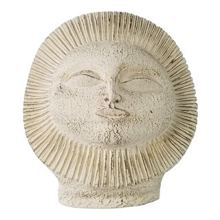 Figurative Sun Sculpture by Paul Bellardo For Sale