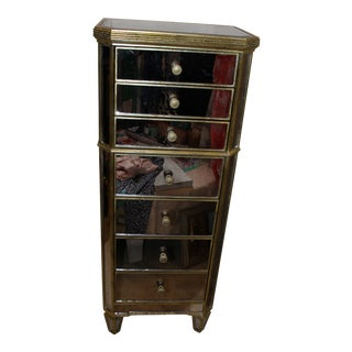 Restoration Hardware Borghese Mirrored Lingerie Chest