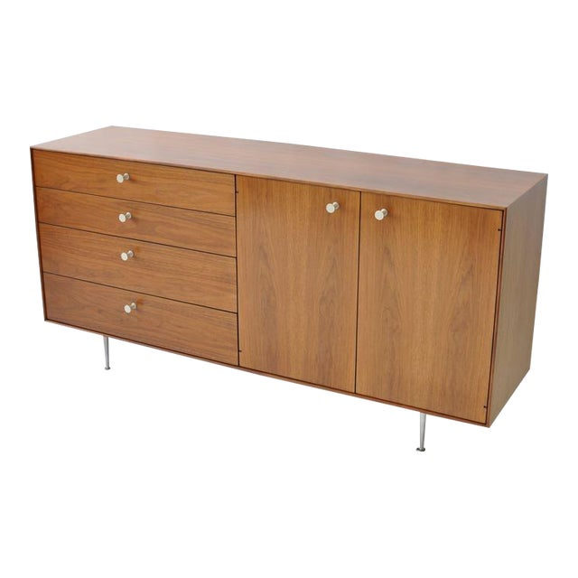 George Nelson Thin Edge Cabinet For Sale