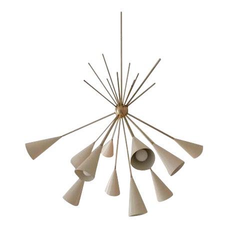 Blueprint Lighting 2017 Grand Bouquet Chandelier For Sale