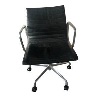 Herman Miller Eames Aluminum Group Management Office Chair For Sale