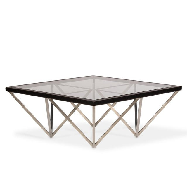 Sarreid Ltd the Louvre Cocktail Table - Image 3 of 4