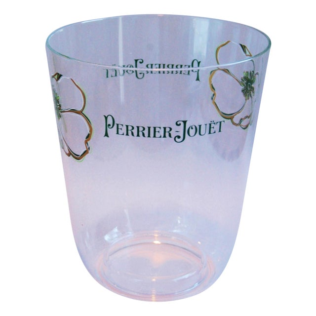 Vintage Perrier Jouët Champagne Wine French Bucket Chiller For Sale - Image 10 of 10