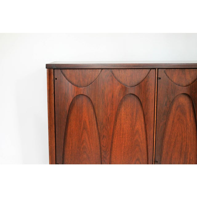 Broyhill Brasilia Credenza For Sale - Image 9 of 11