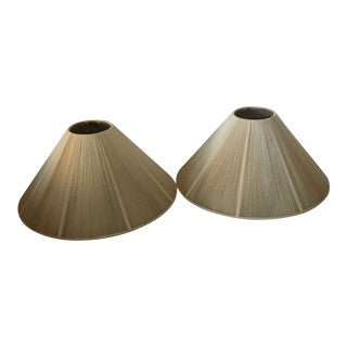 Hilo Steiner String Shades - a Pair For Sale