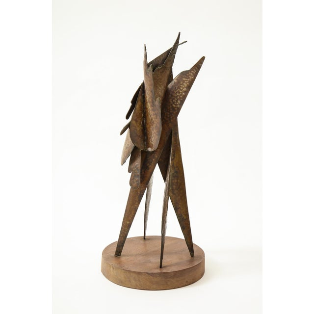 1960s Homer Gunn Brutalist Sculpture For Sale - Image 5 of 12