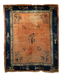 Image of Cotton Traditional Handmade Rugs