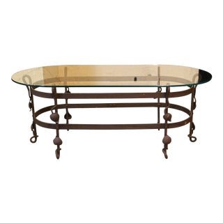1920s Arts & Crafts Coffee Table For Sale