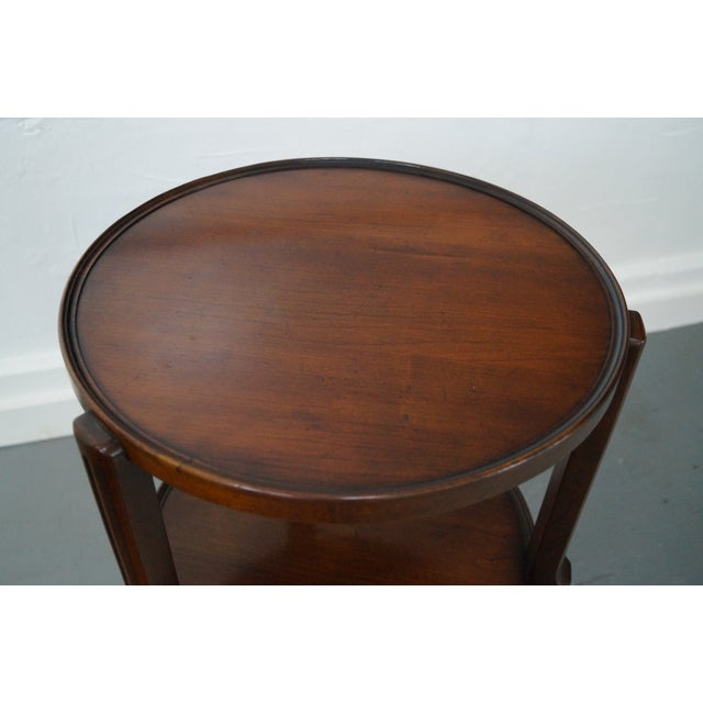 Widdicomb Vintage French Louis XV Style Side Table - Image 3 of 10
