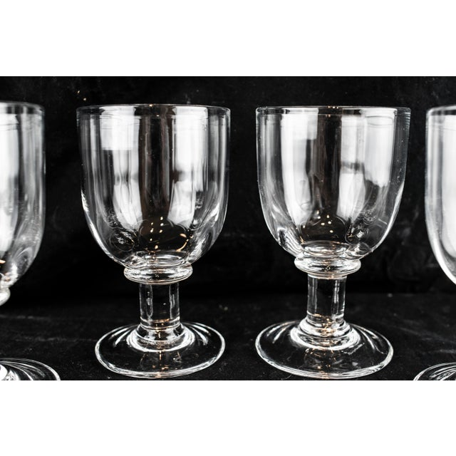 Simon Pearce Goblets - Set of 4 For Sale - Image 4 of 13