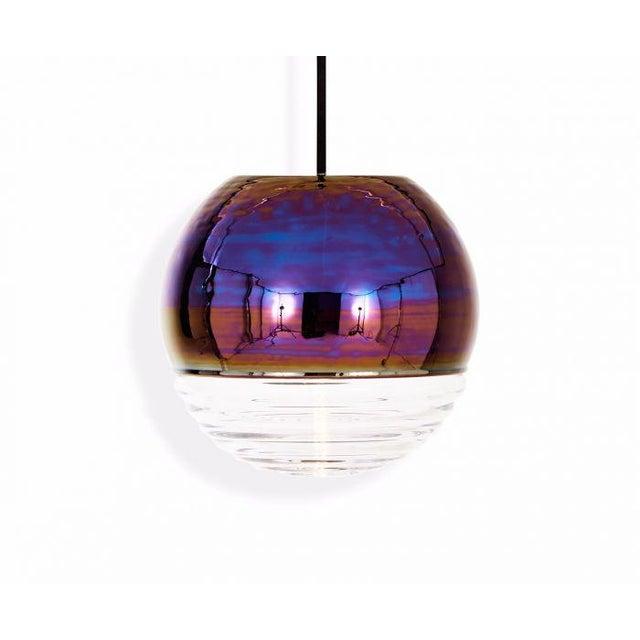 Tom Dixon Flask Ball Pendant in Oil For Sale In Los Angeles - Image 6 of 6