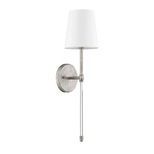 The Quatrefoil 1 Light Sconce, As For Sale
