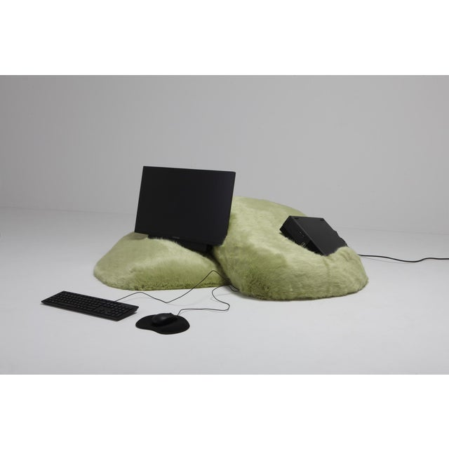 3D Pillow Computer by Schimmel & Schweikle for alfa.brusselse For Sale - Image 7 of 10